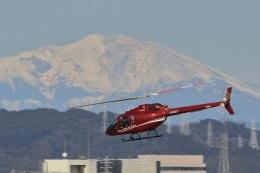なぞたびさんが、名古屋飛行場で撮影したセコインターナショナル 505 Jet Ranger Xの航空フォト(飛行機 写真・画像)