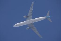 Wasawasa-isaoさんが、三重県四日市市四日市駅で撮影した大韓航空 A330-323Xの航空フォト(飛行機 写真・画像)