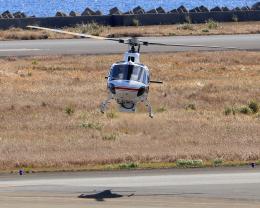 CL&CLさんが、奄美空港で撮影したノエビア AS350B3 Ecureuilの航空フォト(飛行機 写真・画像)