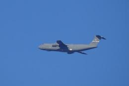 飛行機ゆうちゃんさんが、横田基地で撮影したアメリカ空軍 C-5M Super Galaxyの航空フォト(飛行機 写真・画像)