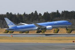 Sharp Fukudaさんが、成田国際空港で撮影したKLMオランダ航空 787-9の航空フォト(飛行機 写真・画像)