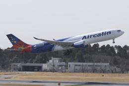 Sharp Fukudaさんが、成田国際空港で撮影したエアカラン A330-941の航空フォト(飛行機 写真・画像)