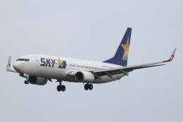 kunimi5007さんが、仙台空港で撮影したスカイマーク 737-86Nの航空フォト(飛行機 写真・画像)