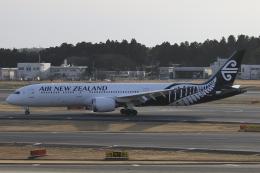 Sharp Fukudaさんが、成田国際空港で撮影したニュージーランド航空 787-9の航空フォト(飛行機 写真・画像)