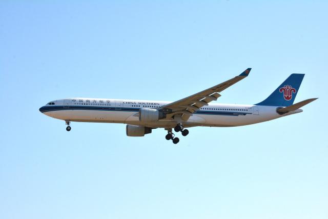 アルビレオさんが、成田国際空港で撮影した中国南方航空 A330-323Xの航空フォト(飛行機 写真・画像)