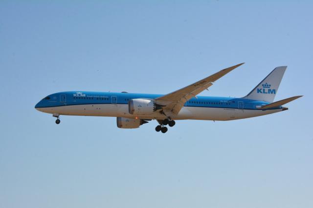 アルビレオさんが、成田国際空港で撮影したKLMオランダ航空 787-9の航空フォト(飛行機 写真・画像)