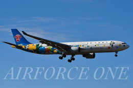AIRFORCE ONEさんが、成田国際空港で撮影した中国南方航空 A330-323Xの航空フォト(飛行機 写真・画像)