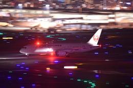 Souma2005さんが、羽田空港で撮影した日本航空 787-8 Dreamlinerの航空フォト(飛行機 写真・画像)