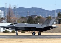 jp arrowさんが、名古屋飛行場で撮影した航空自衛隊 F-35A Lightning IIの航空フォト(飛行機 写真・画像)