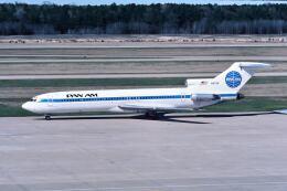ジョージ・ブッシュ・インターコンチネンタル空港 - George Bush Intercontinental Airport [IAH/KIAH]で撮影されたパンアメリカン航空 - Pan American World Airways [PA/PAA]の航空機写真