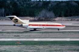 パール大山さんが、ジョージ・ブッシュ・インターコンチネンタル空港で撮影したコンチネンタル航空 727-22の航空フォト(飛行機 写真・画像)