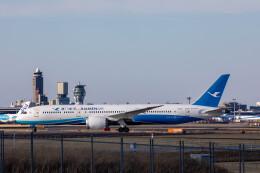 Kaaazさんが、成田国際空港で撮影した厦門航空 787-9の航空フォト(飛行機 写真・画像)