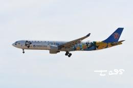 tassさんが、成田国際空港で撮影した中国南方航空 A330-323Xの航空フォト(飛行機 写真・画像)