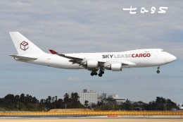 tassさんが、成田国際空港で撮影したスカイ・リース・カーゴ 747-428F/ER/SCDの航空フォト(飛行機 写真・画像)