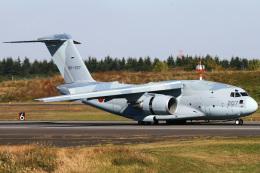 ちゅういちさんが、入間飛行場で撮影した航空自衛隊 C-2の航空フォト(飛行機 写真・画像)
