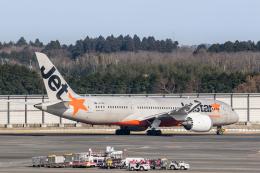 Y-Kenzoさんが、成田国際空港で撮影したジェットスター 787-8 Dreamlinerの航空フォト(飛行機 写真・画像)