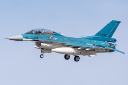 T spotterさんが、岐阜基地で撮影した航空自衛隊 F-2Bの航空フォト(飛行機 写真・画像)