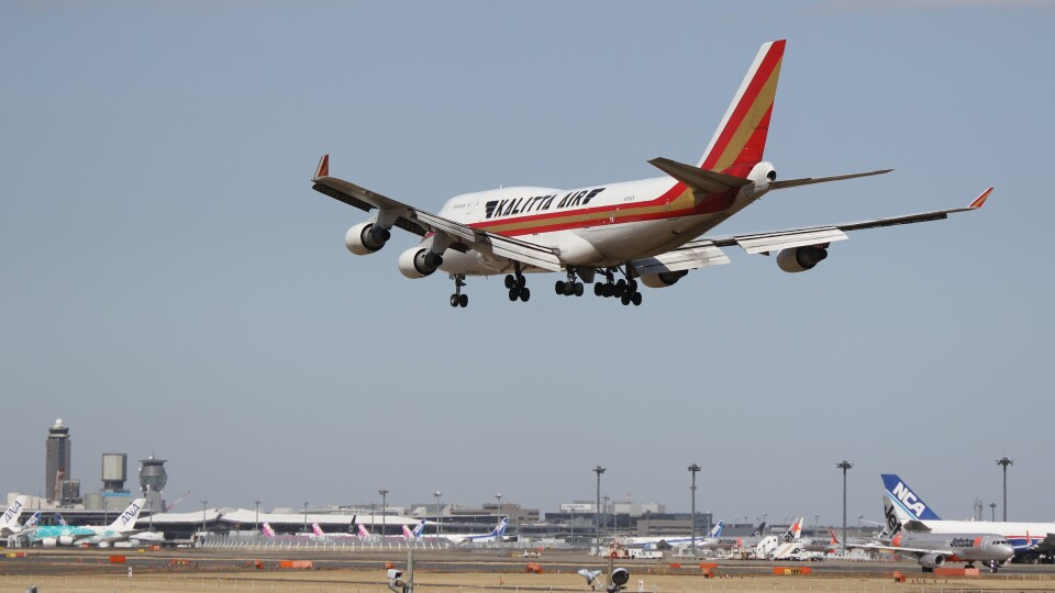 redbull_23さんのカリッタ エア Boeing 747-400 (N709CK) 航空フォト