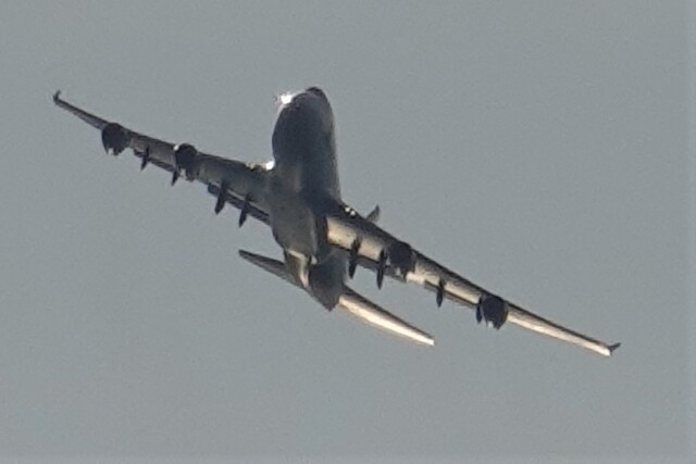 jutenLCFさんが、中部国際空港で撮影したナショナル・エアラインズ 747-412(BCF)の航空フォト(飛行機 写真・画像)