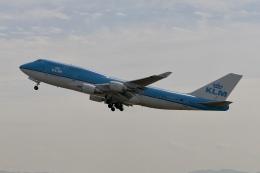 ☆H・I・J☆さんが、関西国際空港で撮影したKLMオランダ航空 747-406Mの航空フォト(飛行機 写真・画像)