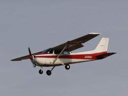 U.Tamadaさんが、名古屋飛行場で撮影した富士航空 172P Skyhawkの航空フォト(飛行機 写真・画像)