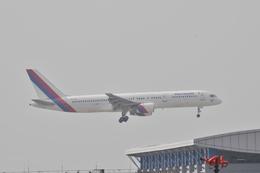 てるぞーさんが、香港国際空港で撮影したロイヤル・ネパール航空 757-2F8の航空フォト(飛行機 写真・画像)