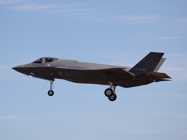 U.Tamadaさんが、名古屋飛行場で撮影した航空自衛隊 F-35A Lightning IIの航空フォト(飛行機 写真・画像)