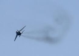 ビッグジョンソンさんが、築城基地で撮影した航空自衛隊 T-4の航空フォト(飛行機 写真・画像)