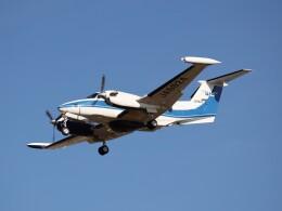 U.Tamadaさんが、名古屋飛行場で撮影したダイヤモンド・エア・サービス 200T Super King Airの航空フォト(飛行機 写真・画像)