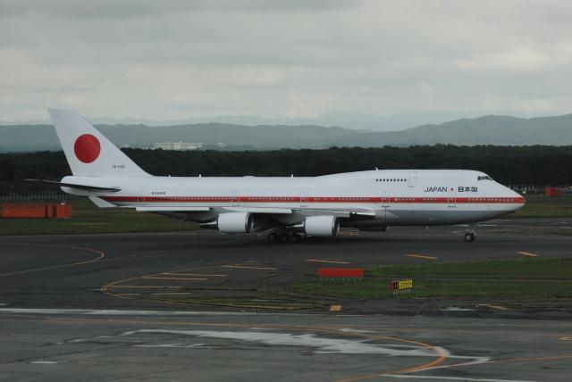 LEGACY-747さんが、新千歳空港で撮影した航空自衛隊 747-47Cの航空フォト(飛行機 写真・画像)
