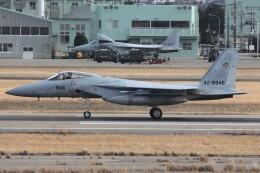 もにーさんが、小松空港で撮影した航空自衛隊 F-15J Eagleの航空フォト(飛行機 写真・画像)