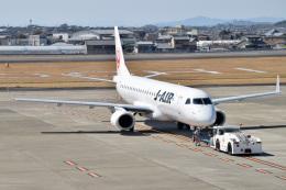 Tango-4さんが、高知空港で撮影したジェイエア ERJ-190-100(ERJ-190STD)の航空フォト(飛行機 写真・画像)