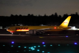 TAKA-Kさんが、成田国際空港で撮影したDHL 777-Fの航空フォト(飛行機 写真・画像)