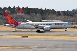 @たかひろさんが、成田国際空港で撮影したエア・インディア 787-8 Dreamlinerの航空フォト(飛行機 写真・画像)