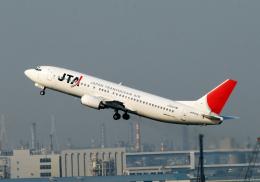 banshee02さんが、羽田空港で撮影した日本トランスオーシャン航空 737-429の航空フォト(飛行機 写真・画像)