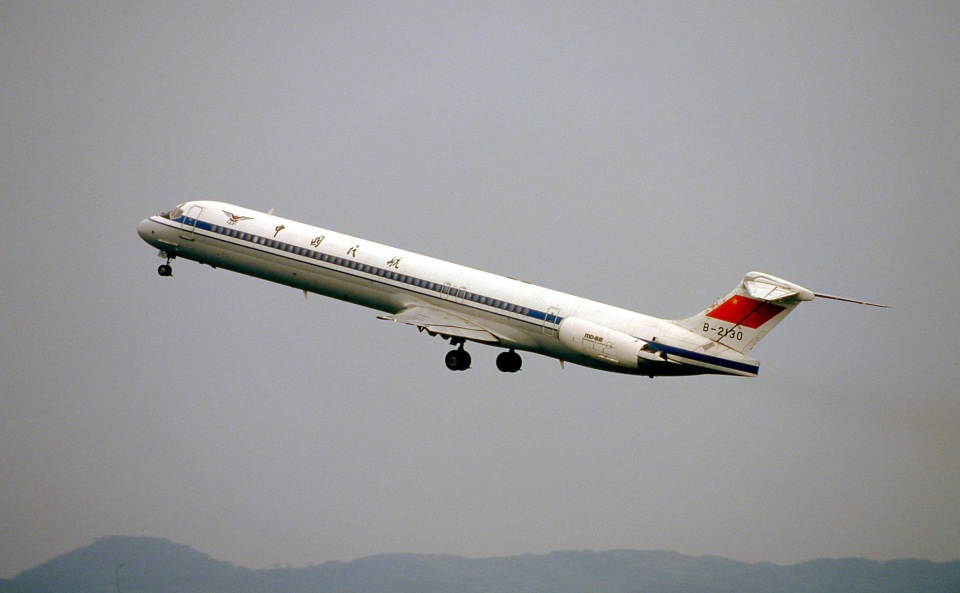 LEVEL789さんの中国民用航空局 McDonnell Douglas MD-80 (DC-9-80) (B-2130) 航空フォト