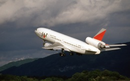 LEVEL789さんが、岡山空港で撮影したジャパンエアチャーター DC-10-40の航空フォト(飛行機 写真・画像)