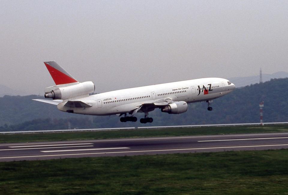LEVEL789さんのジャパンエアチャーター McDonnell Douglas DC-10 (JA8539) 航空フォト