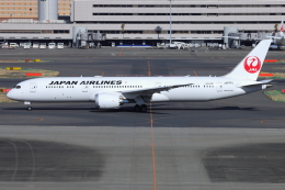 とらとらさんが、羽田空港で撮影した日本航空 787-9の航空フォト(飛行機 写真・画像)