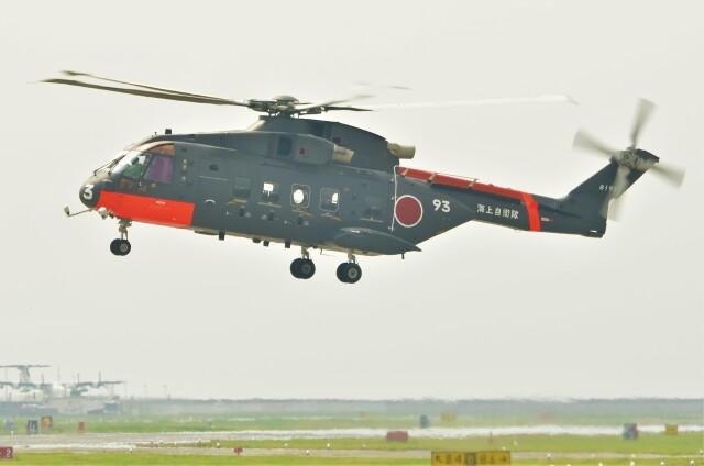 takita16さんが、岩国空港で撮影した海上自衛隊 CH-101の航空フォト(飛行機 写真・画像)