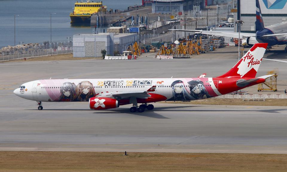 Asamaさんのエアアジア・エックス Airbus A330-300 (9M-XXB) 航空フォト