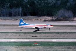 パール大山さんが、ジョージ・ブッシュ・インターコンチネンタル空港で撮影したSMB Stage Line, Inc. 600の航空フォト(飛行機 写真・画像)