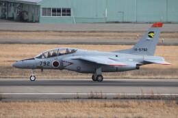 もにーさんが、小松空港で撮影した航空自衛隊 T-4の航空フォト(飛行機 写真・画像)