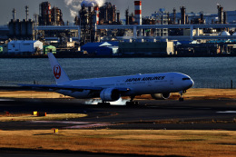 M.airphotoさんが、羽田空港で撮影した日本航空 777-346/ERの航空フォト(飛行機 写真・画像)