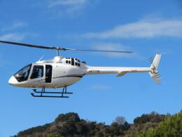 チダ.ニックさんが、静岡ヘリポートで撮影した雄飛航空 505 Jet Ranger Xの航空フォト(飛行機 写真・画像)