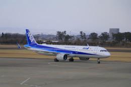 しかばねさんが、仙台空港で撮影した全日空 A321-272Nの航空フォト(飛行機 写真・画像)