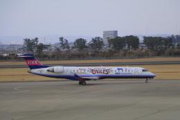 しかばねさんが、仙台空港で撮影したアイベックスエアラインズ CL-600-2C10 Regional Jet CRJ-702の航空フォト(飛行機 写真・画像)