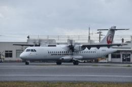 若鷹軍団さんが、与論空港で撮影した日本エアコミューター ATR-72-600の航空フォト(飛行機 写真・画像)