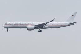 I.Kさんが、羽田空港で撮影したドイツ空軍 A350-941の航空フォト(飛行機 写真・画像)