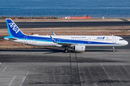 I.Kさんが、羽田空港で撮影した全日空 A321-272Nの航空フォト(飛行機 写真・画像)